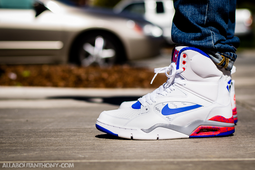 Nike Air Command Force Ultramarine WDYWT