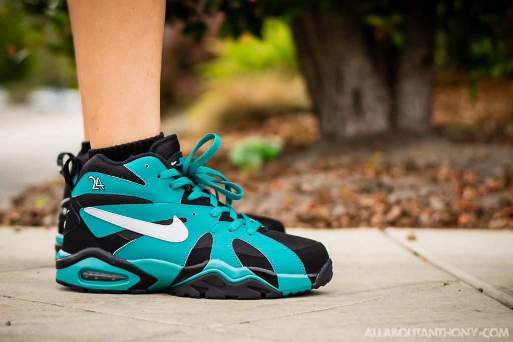 the latest f4886 5f6b0 Nike Air Diamond Fury  96 Freshwater on foot photo