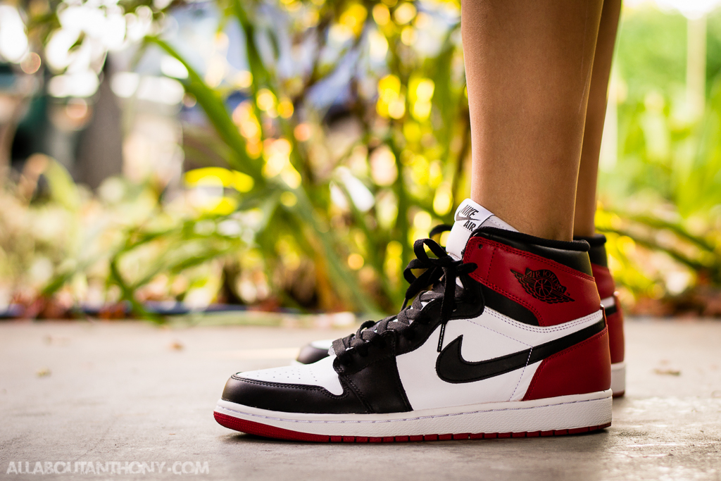 0b43695bba31a9 Nike Air Jordan 1 Retro High OG Black Toe - Sneaker Review