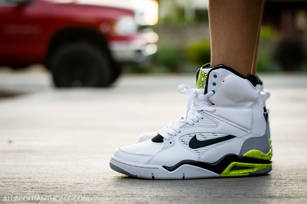The pair of Nike Air Command force Billy Hoyle (Woody