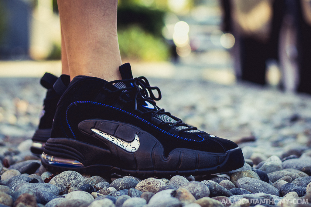 online store efd9d c8547 Nike Air Max Penny All-Star on foot photo