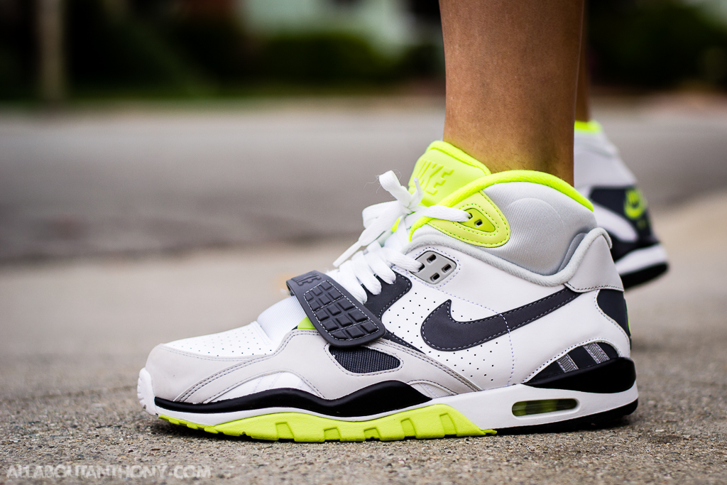 Nike Air Trainer SC 2 Volt On Foot Sneaker Review
