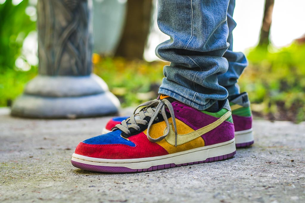 separation shoes 8c625 097fb Nike Dunk Low Pro Viotech - On Foot Sneaker Review