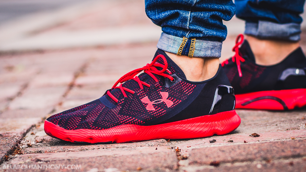 best sneakers e3a00 43321 Under Armour Speedform Apollo Vent on foot Review