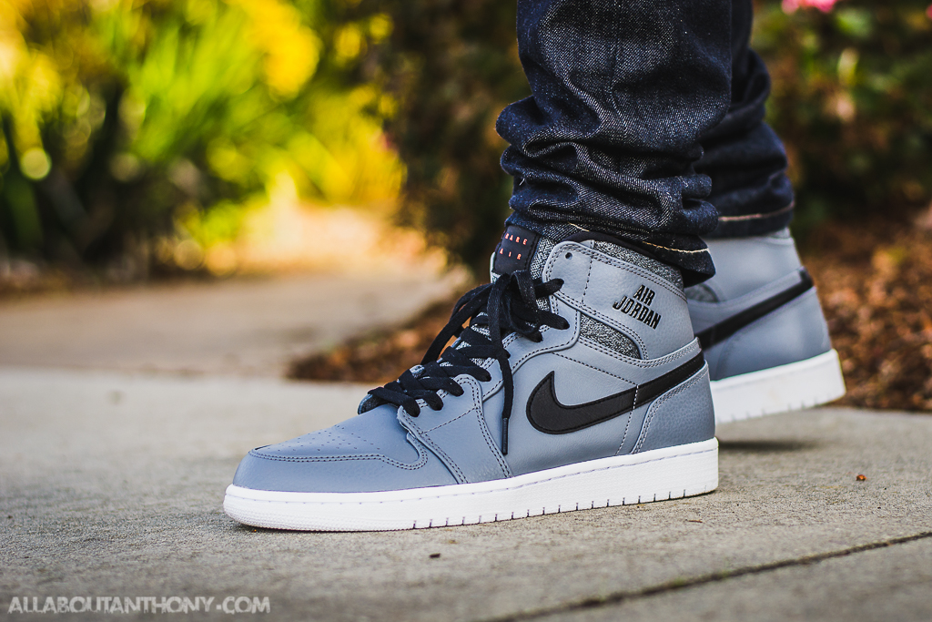 multiple colors available famous brand Air Jordan 1 Retro High Rare Air On Feet Sneaker Review