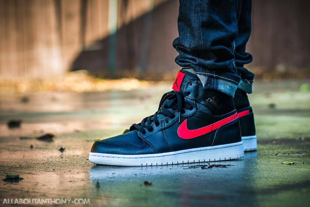 0f748ba93476ca Air Jordan 1 Retro High Rare Air On Feet Sneaker Review