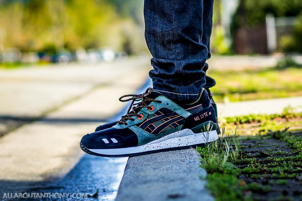 new arrival 8c522 0b209 Asics Gel-Lyte III Winter Pack On Feet Sneaker Review
