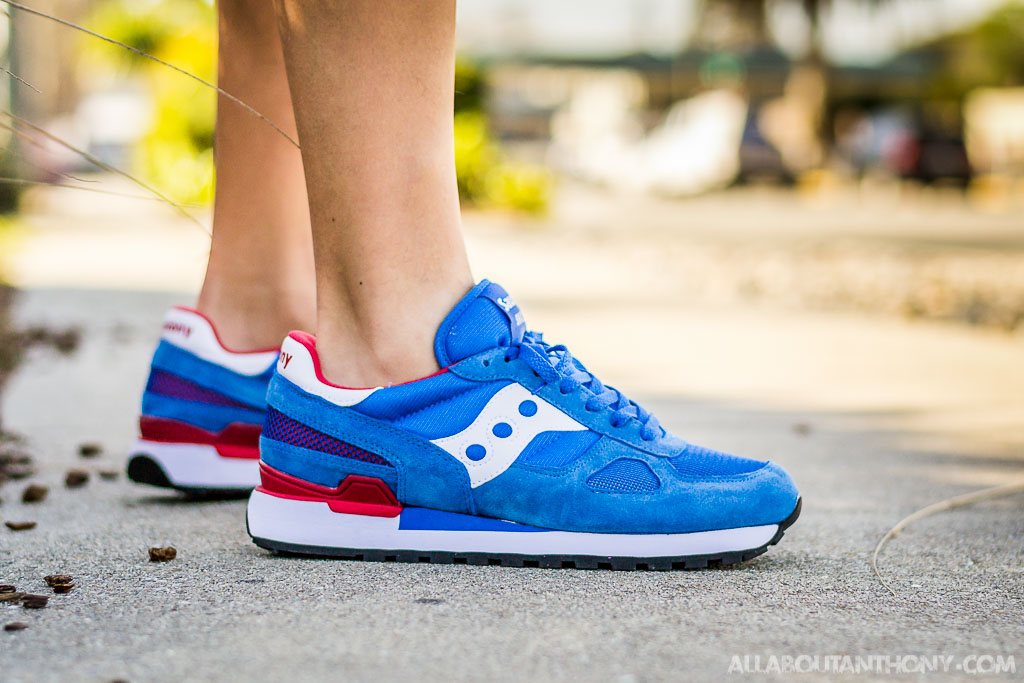 new arrival d9c37 8d20b Saucony Shadow Original On Feet Sneaker Review