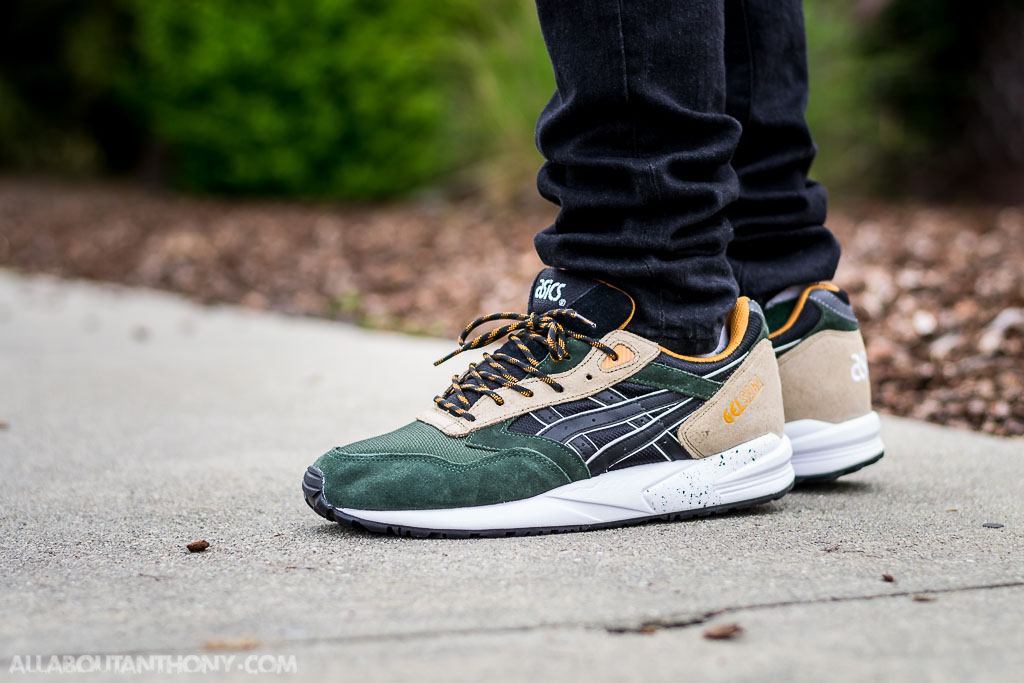 official photos c30dc ff30d Asics Gel Saga Winter Trail On Feet Sneaker Review