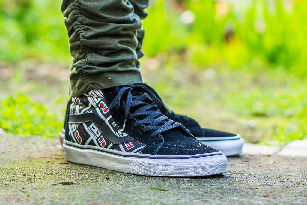 4b639c7692 Vans Sk8-Hi - When You Just Need To Buy Some New Kicks Cheap!