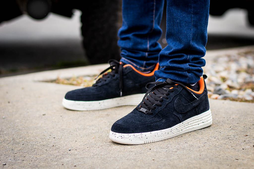 brand new e8be2 2f3e2 ... Nike Lunar Force 1 Undefeated on feet ...