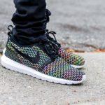 Nike Roshe NM Flyknit Multicolor