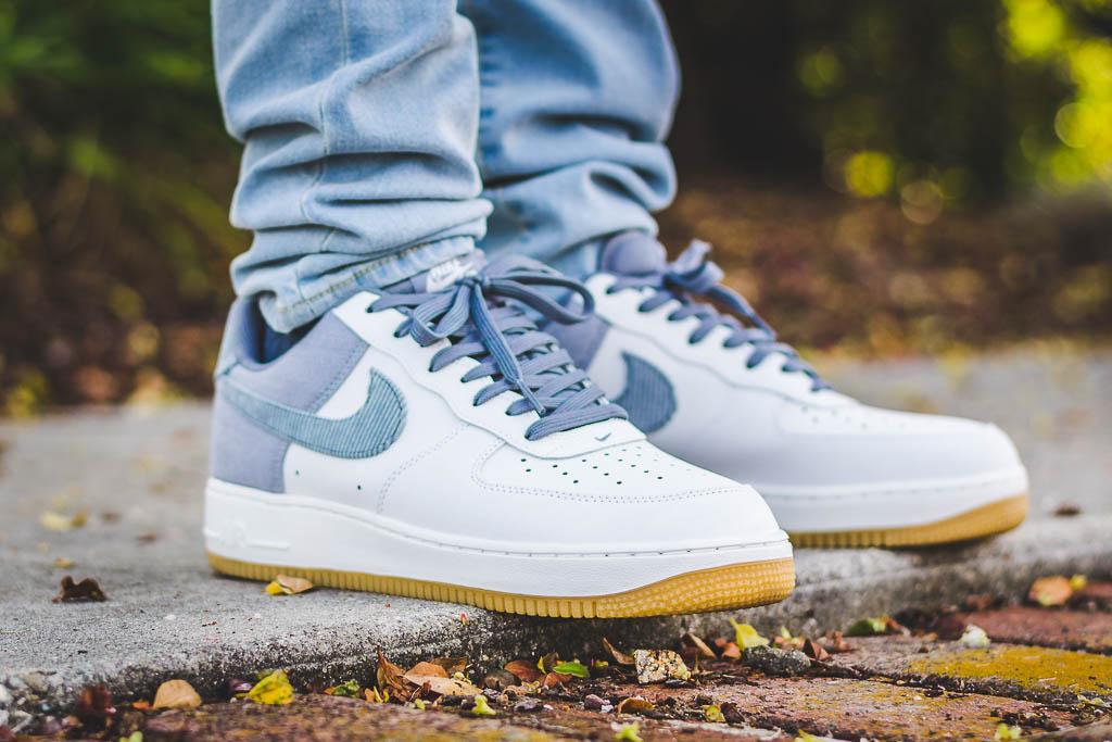 Nike Air Force 1 Swoosh Sporting Club On Feet Sneaker Review