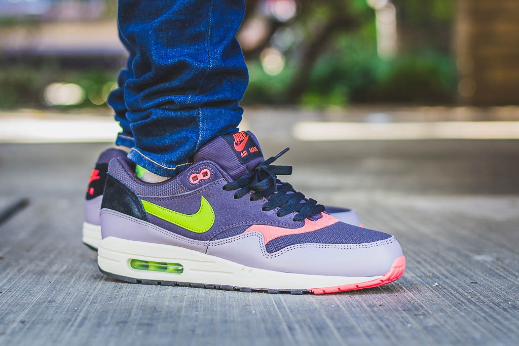 low priced 28e18 69c67 ... Green / nike air max essential 1 cave purple,Nike Air Max 1 Essential  CAVE PURPLE FRC ...