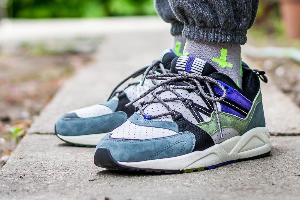 Karhu Footpatrol Fusion 2.0 On Feet on foot photo
