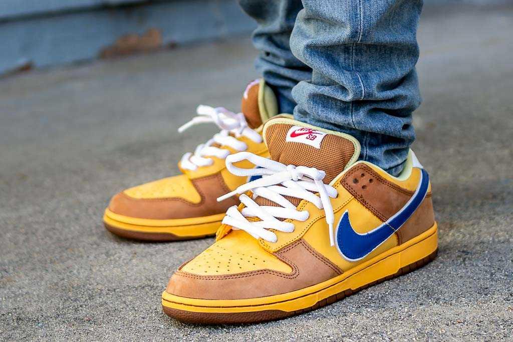 Nike Dunk Low SB Newcastle On Feet