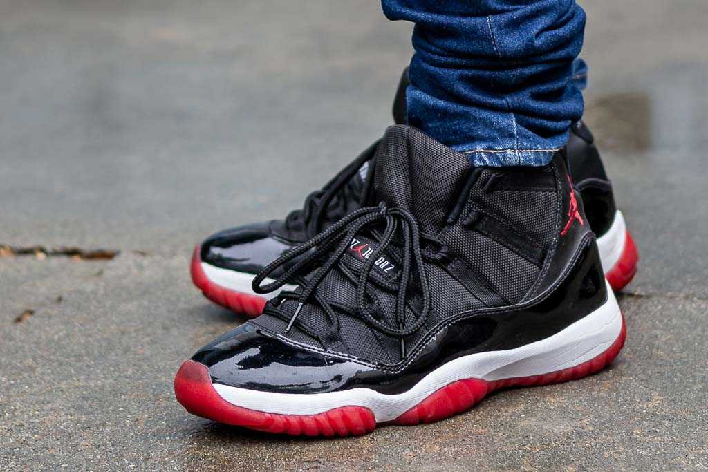 Air Jordan 11 Bred Cdp On Feet Video Sneaker Review
