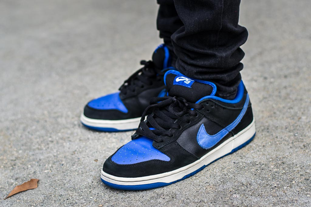 new product 331fd ba5f6 Nike Dunk Low SB J-Pack On Feet Sneaker Review
