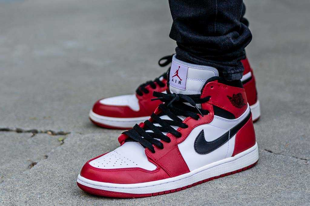 air jordan 1 chicago high