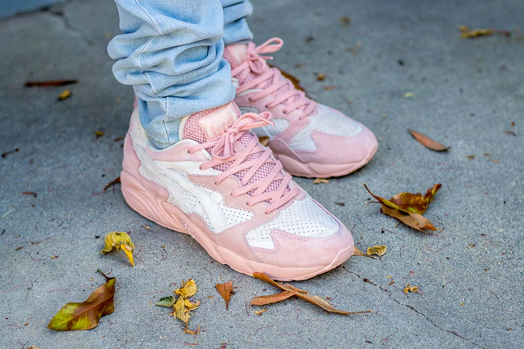 Asics Gel-Diablo Birch On Feet Sneaker Review 0c8d0d34f8