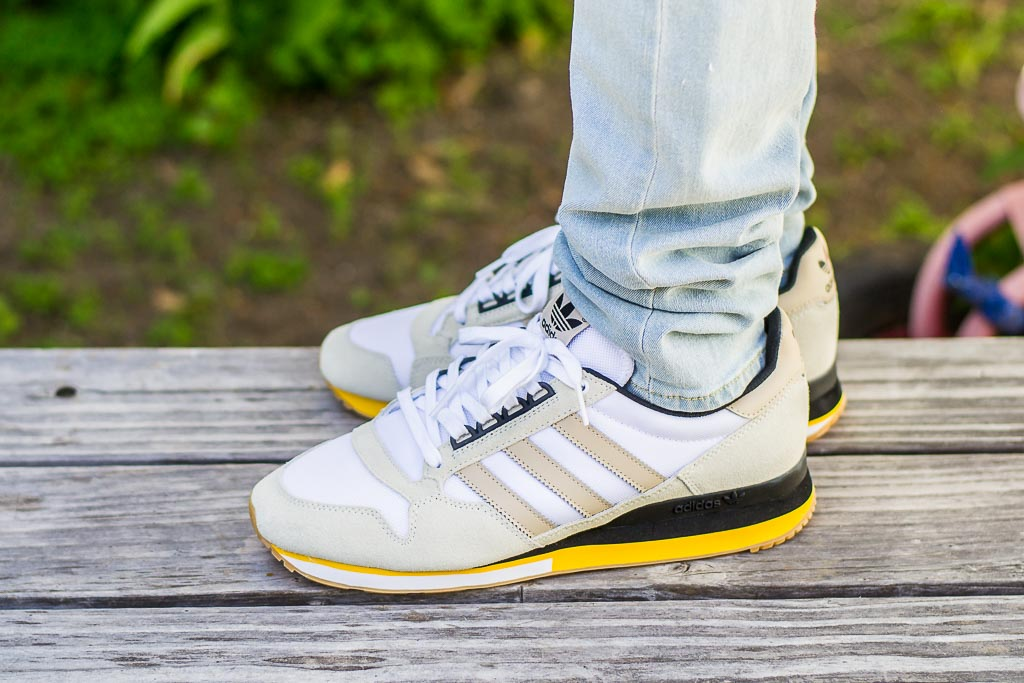 the latest ef54b 42899 Adidas ZX 500 OG Dussan On Feet Sneaker Review
