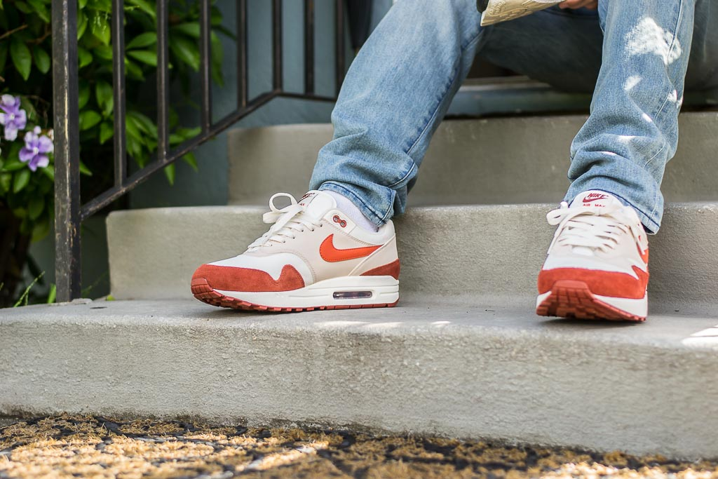 On Feet Air Mars Review Max Stone Sneaker Nike 1 QxtshdCr
