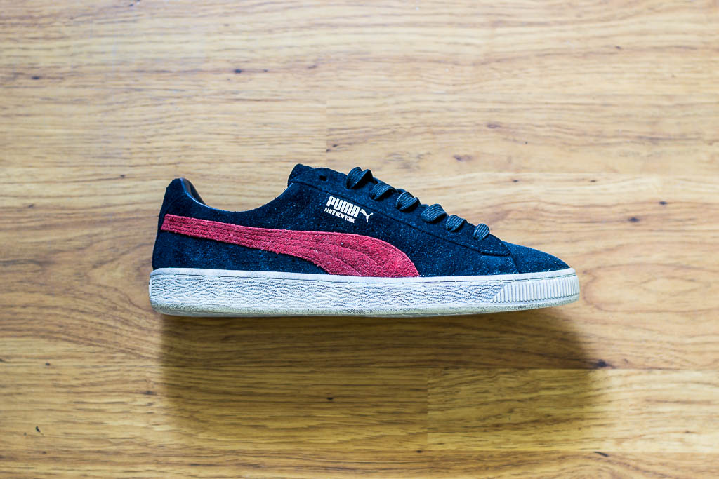 finest selection b9100 70d9e Alife X Puma Suede Amazon – Sneaker Pickup   Unboxing