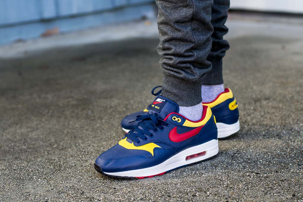 brand new 8561b f15b3 Nike Air Max 1 Premium Snow Beach Outfit of the day