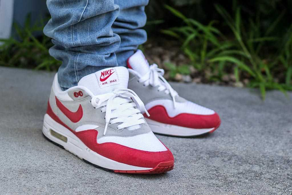 Nike Air Max 1 QS Sport Red (2009) On