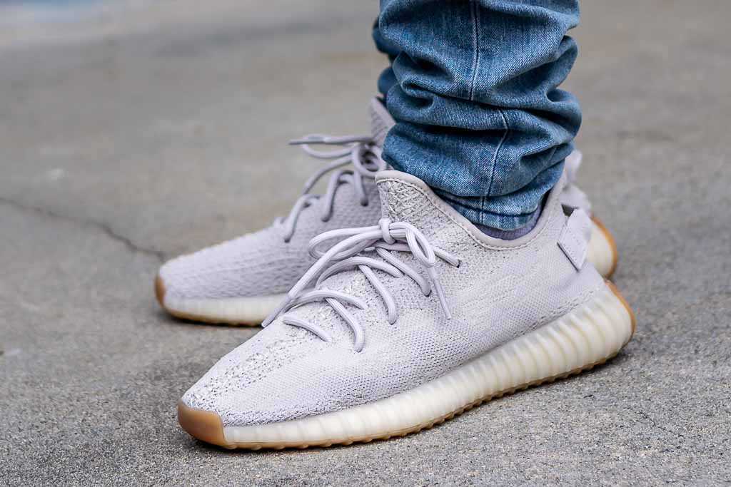 yeezy oxford tan laces y