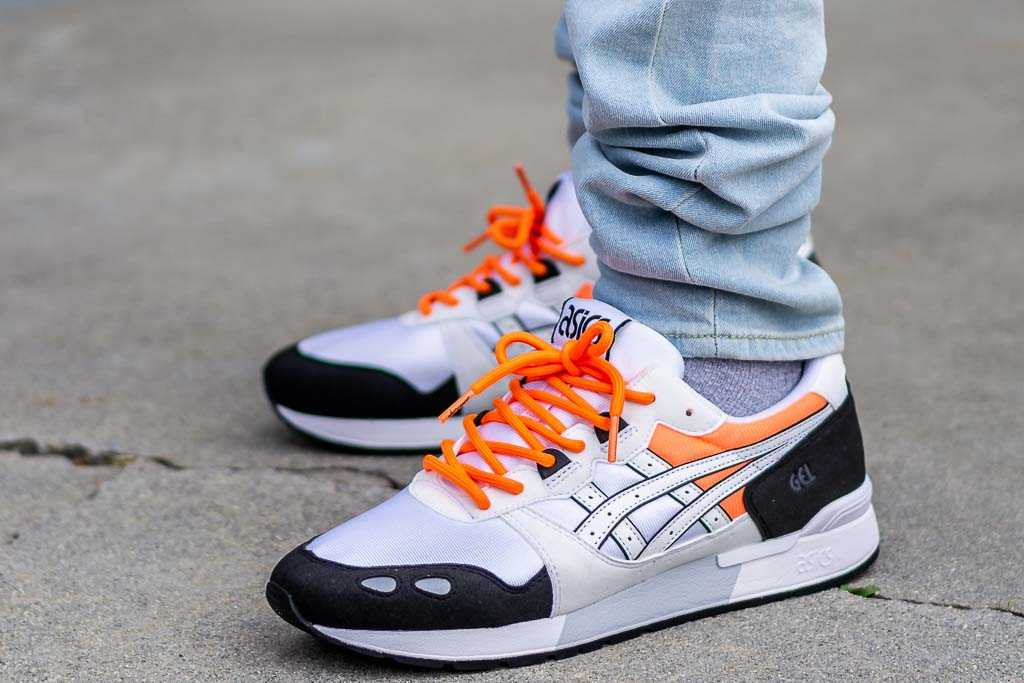 ASICS Gel Lyte OG Ichiban On Feet Review