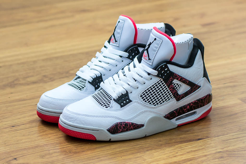 huge discount bc119 fa9f6 Air Jordan 4 Flight Nostalgia Sneaker Pickup   Unboxing