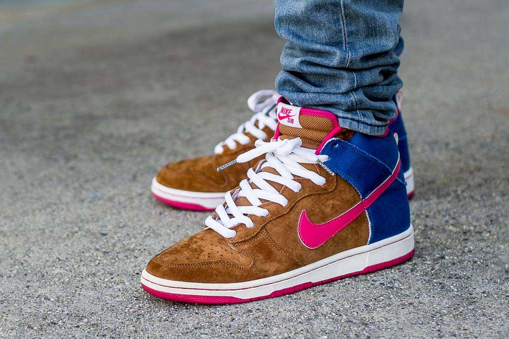 another chance preview of price reduced Nike Dunk High SB Mr Todd On Feet Sneaker Review