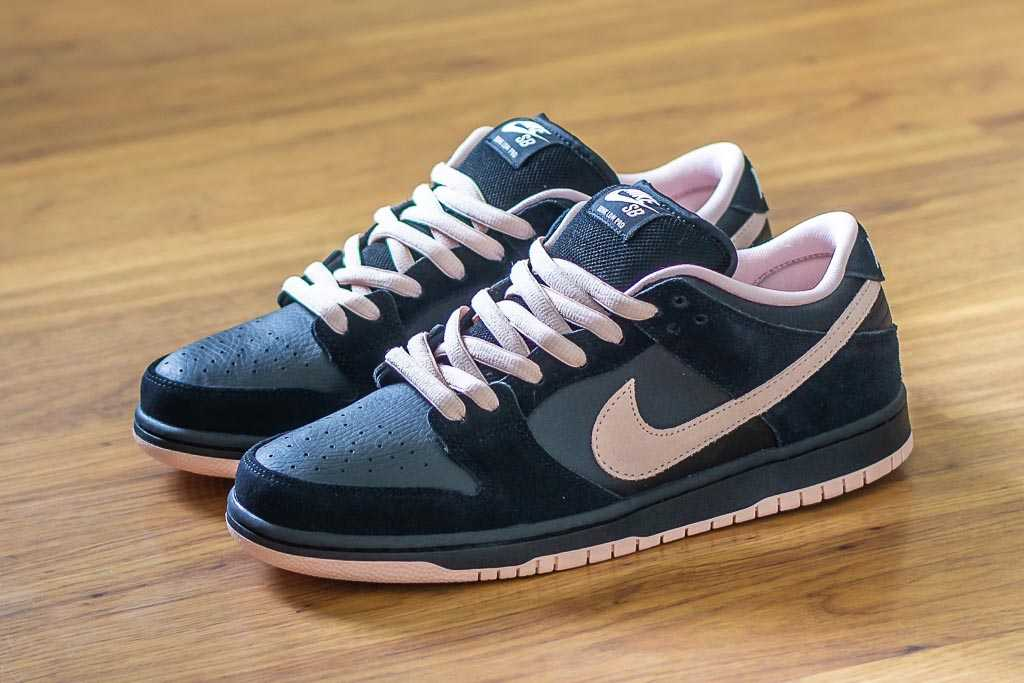 100% authentic 52073 7f495 Read More about Nike SB Dunk Low Black/Washed Coral Sneaker Pickup &  Unboxing and watch Video!