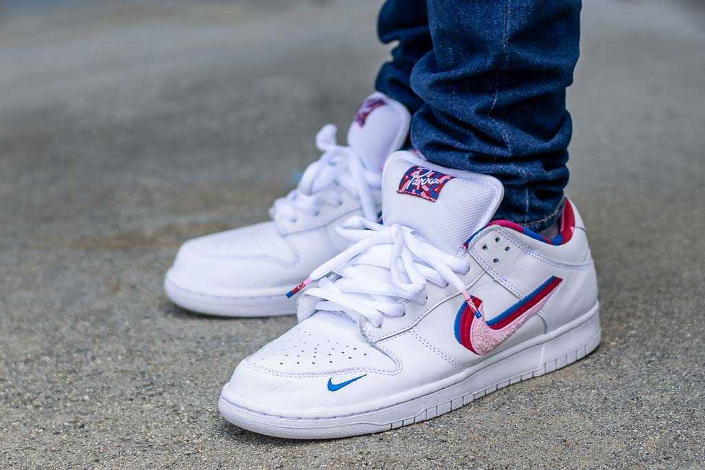 Nike SB Dunk Low Parra On Feet Review