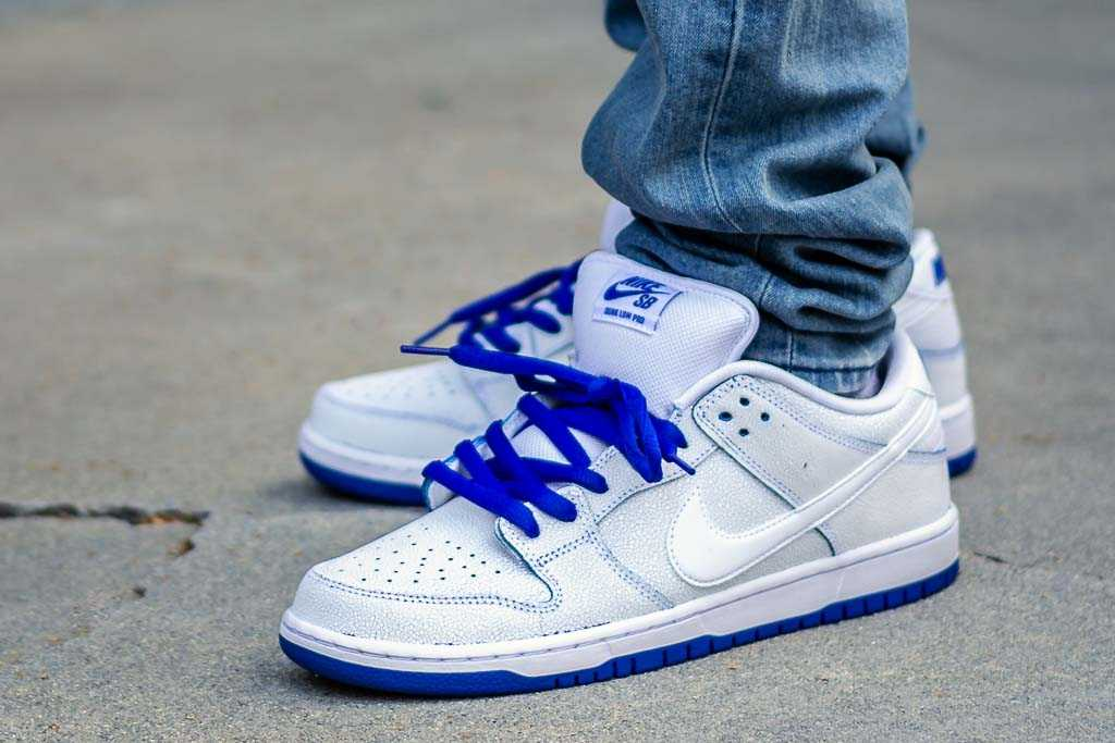 Nike SB Dunk Low Porcelain On Feet Review