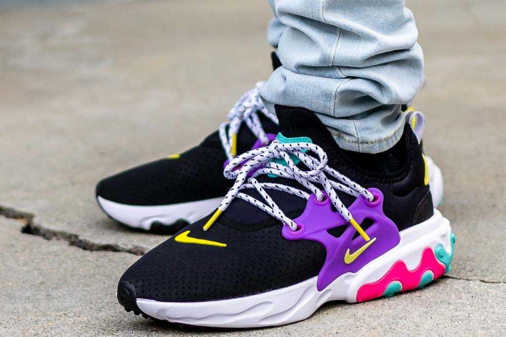 Nike React Presto Breakfast On Feet Review