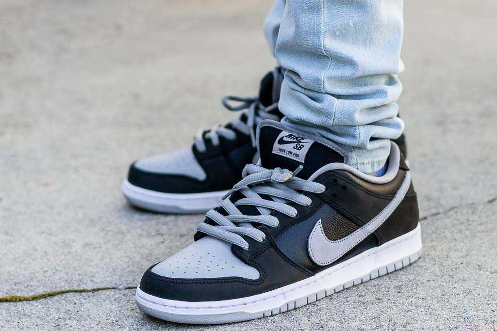 Nike SB Dunk Low Shadow J-Pack On Feet
