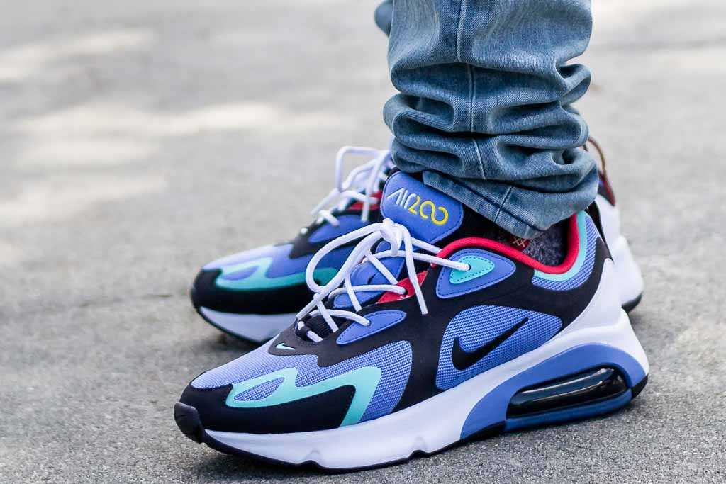 Nike Air Max 200 (1992 World Stage) On