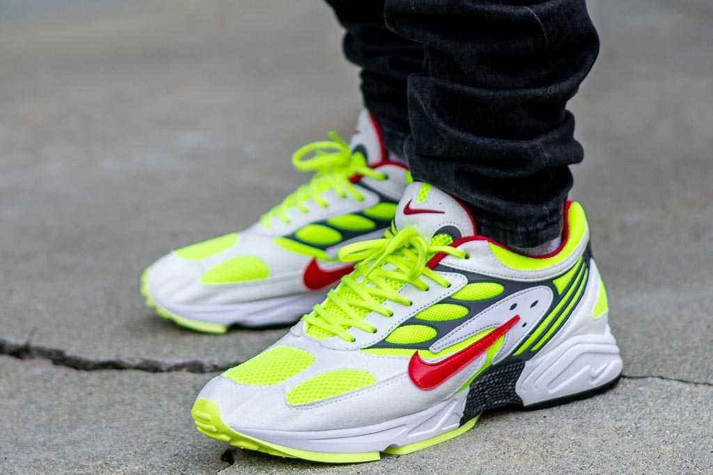 Nike Air Ghost Racer On Feet Sneaker Review