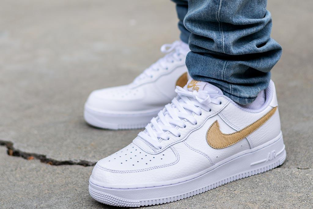 Nike Air Force 1 Animal Swoosh On Feet Review