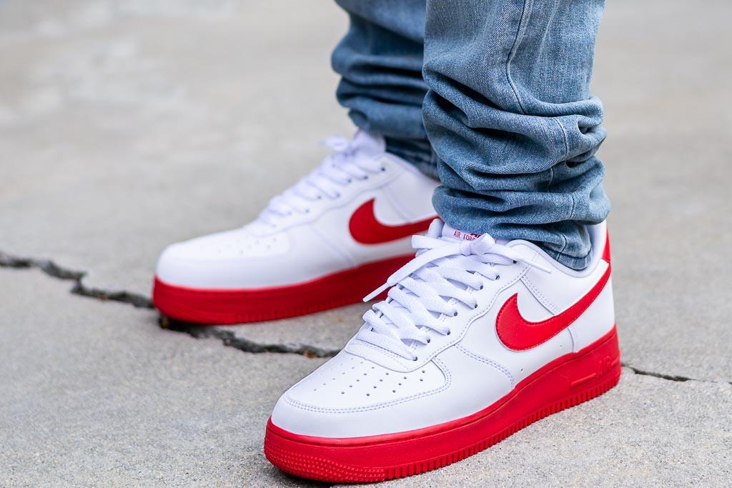 nike air force university red