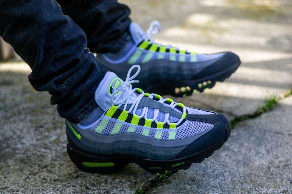 Nike Air Max 95 Neon OG Review